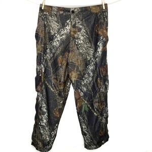 Mens Stearns Camo Camouflage Pants Dry Wear XL